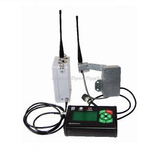 Система радиоуправления аппаратом РПД-200 С