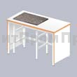 Стол для весов ЛАБ-1200 ВГ