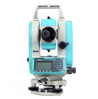 Электронный тахеометр Nikon DTM-322 (3″)