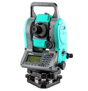 Электронный тахеометр Nikon Nivo 2.M (2 дисплея)