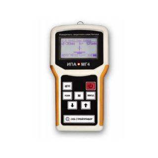 ИПА-МГ4.02 измеритель защитного слоя бетона