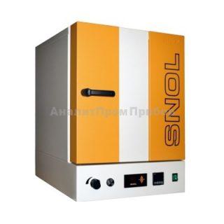 Шкаф сушильный SNOL 220/300 LFNEc (220 л, нерж. сталь, интерфейс)