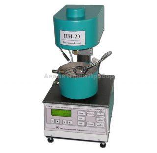 Пенетрометр автоматический для нефтепродуктов (битумов) ПН–20Б