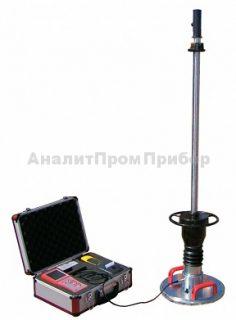 Электронный динамический плотномер грунта HMP LFG