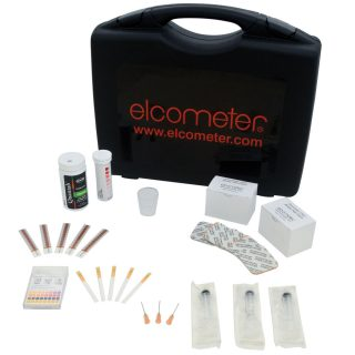 Набор для измерения загрязненности солями поверхности Elcometer 138/2