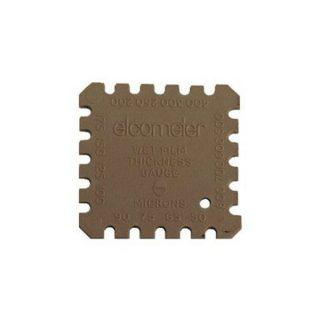 Elcometer 154 гребенка пластиковая для измерения толщины мокрого слоя