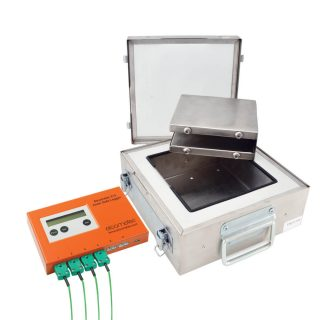 Elcometer 215 регистратор температуры в печах