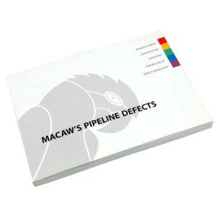 Elcometer Macaw атлас дефектов трубопроводов