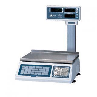 Весы торговые Acom PC-100E-30BP (НПВ=15/30 кг; d=5/10 г)
