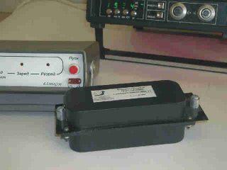 Аккумуляторный блок питания к дефектоскопу УД2-12