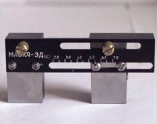 МАСКА-ЗД – устройство механическое для УЗК закладных деталей