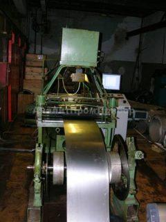 УКТЛ — Механизированная установка ультразвукового контроля стальной ленты