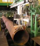САУЗК КТ-7 Система автоматизированного неразрушающего контроля концов труб