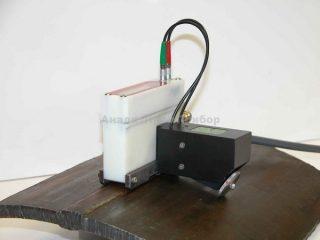 Система ПАУЗК для контроля для контроля по валику
