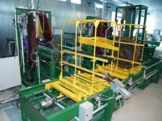 УМПК-1 — Установка магнитопорошкового контроля колес железнодорожного транспорта
