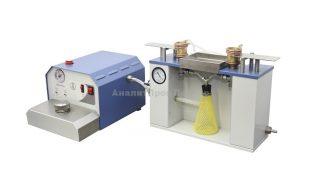 Комплект оборудования ООТ-ЛАБ-02 для содержания общего осадка в остаточных жидких топливах