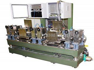 УКВ-25  Новая автоматизированная высокопроизводительная ротационная система ультразвукового контроля труб диаметром 10-25мм