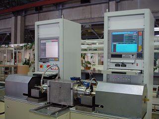 УКВ-50 Новая автоматизированная ротационная система ультразвукового контроля труб диаметром 20-50мм
