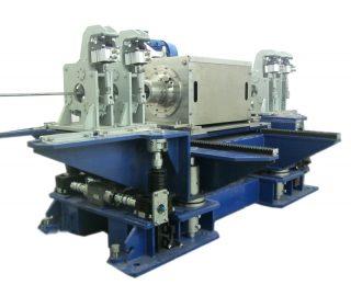 УКВ-90 Новая автоматизированная высокопроизводительная ротационная система ультразвукового контроля труб диаметром 16-90мм