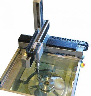 УКД-1200 Новая автоматизированная система ультразвукового контроля дисков диаметром до  1 200мм