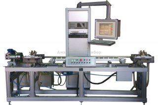 УКСШ-55 Автоматизированная система ультразвукового контроля кольцевых сварных соединений труб