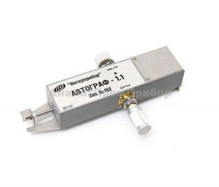 АВТОГРАФ-1.1 регистратор процессов сушки кирпича