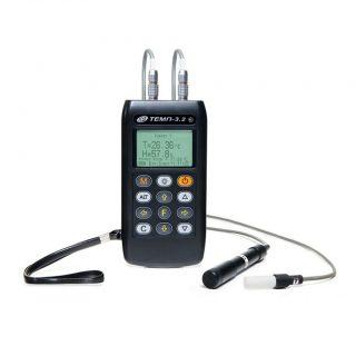 ТЕМП-3.21 термогигрометр двухканальный
