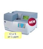 Анализатор серы и хлора Спектроскан CLSW в нефтепродуктах
