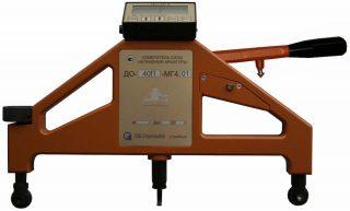 Измеритель силы натяжения арматуры ДО-40-4МГ4