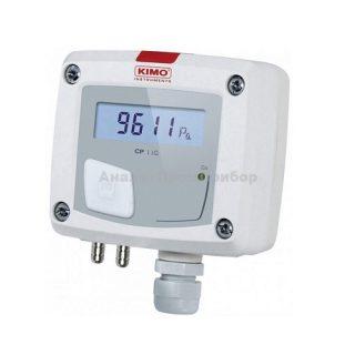 CP111 — CP112 — CP113 датчик дифференциального давления