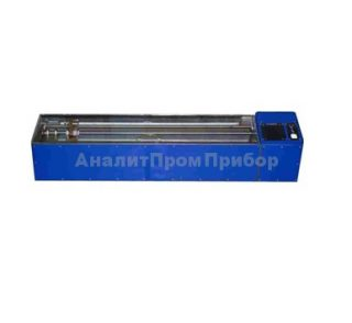 Дуктилометр для битума автоматический ДАБ-100 (ДАФ-980)