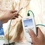 KIMO ТК 150 термометр для пищевой индустрии