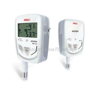 KIMO KH 250 регистраторы температуры, влажности и освещенности
