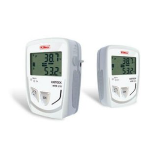 KIMO KTH 350 регистраторы температуры и влажности