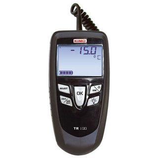 KIMO TR 100, TR 102 термометры с датчиком Pt100