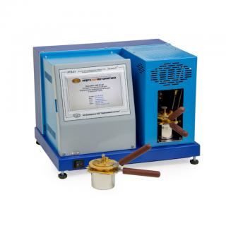 ЛинтеЛ АТВ-21 аппарат автоматический для определения температуры вспышки в закрытом тигле