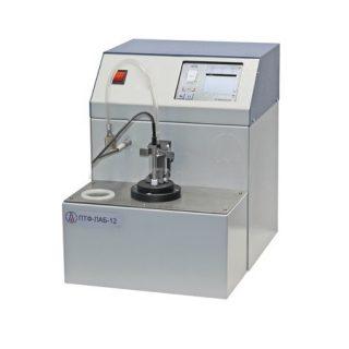 Автоматический аппарат для определения предельной температуры фильтруемости на холодном фильтре с интегрированной системой охлаждения ПТФ-ЛАБ-12