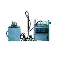 Аппаратура для определения содержания масла в твердом парафине МП-1