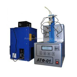 АТФ-01 аппарат для автоматического определения предельной температуры фильтруемости нефтепродуктов