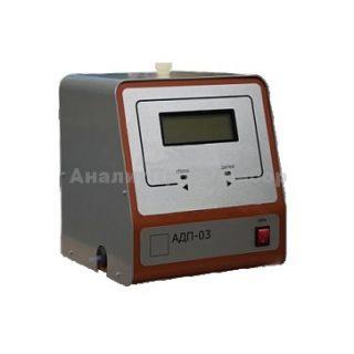 АДП-03 аппарат для определения давления насыщенных паров топлив содержащих воздуха