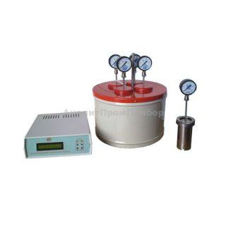 Аппарат для оценки термической стабильности реактивных топлив в статических условиях ТСРТ-2М