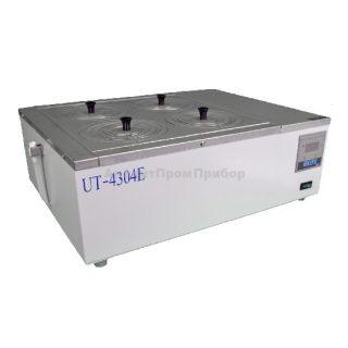UT-4304Е баня водяная 4-х местная (12,7 л; Т до +100 °С)