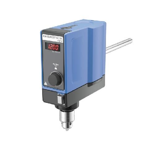 Верхнеприводная мешалка EUROSTAR 100 digital (1300 об/мин)