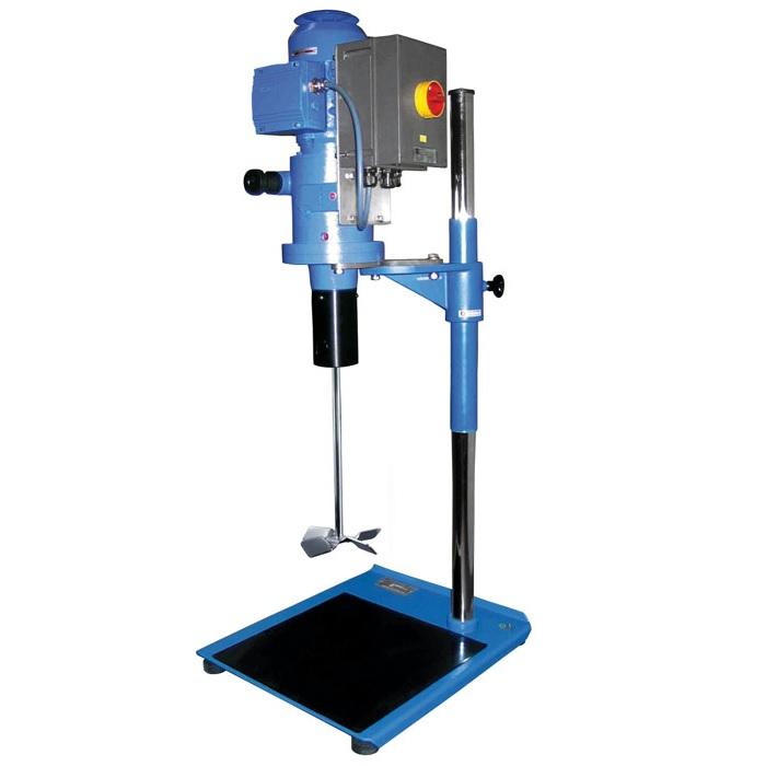 Верхнеприводная мешалка RKG 00-Bo 0,55 kW ATEX (1200 об/мин)