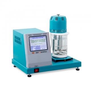 КИШ-20 ЛинтеЛ аппарат автоматический для определения температуры размягчения нефтебитумов