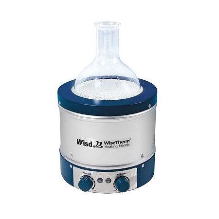 Колбонагреватель WHM-12013 одноместный, T до +450 °С, 500 мл