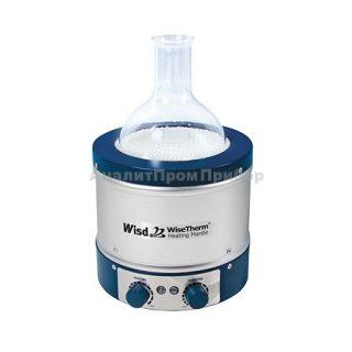Колбонагреватель WHM-12015 одноместный, T до +450 °С, 2000 мл