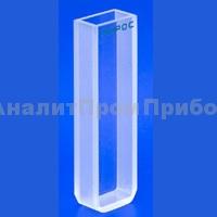 Кювета кварцевая 5 мм (220-1100 нм)