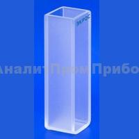 Кювета стеклянная 10 мм (325-1100 нм)