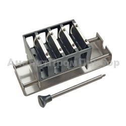 Кюветодержатель 4-х позиционный для ПЭ-5300ВИ (кюветы 10х5…50 мм)